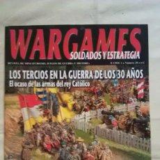 Hobbys: WARGAMES SOLDADOS Y ESTRATEGIA 28 - LOS TERCIOS EN LA GUERA DE LOS 3O AÑOS. Lote 91281055