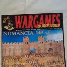 Hobbys: WARGAMES SOLDADOS Y ESTRATEGIA 35 - NUMANCIA 143 A.C.. Lote 91281500