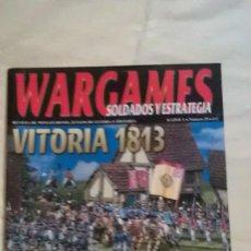 Hobbys: WARGAMES SOLDADOS Y ESTRATEGIA 25 - VITORIA 1813. Lote 91281945