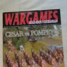 Hobbys: WARGAMES SOLDADOS Y ESTRATEGIA 14 - CESAR VS POMPEYO. Lote 91283585