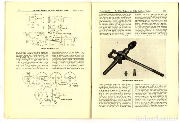 Hobbys: MODEL ENGINEER - REVISTA VOL 61 Nº 1475 AGOSTO 1929 - Foto 4 - 93237270