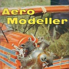 Hobbys: AERO MODELLER ANNUAL 1971/72 - MUY ILUSTRADO. Lote 93893760