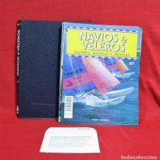 Hobbys: NAVIOS & VELEROS Nº 16 AL 30, INCLUYE TAPAS. . Lote 94656095
