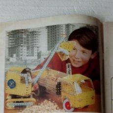Hobbys: MECCANO MAGAZINE-1966-INGLES. Lote 95475451