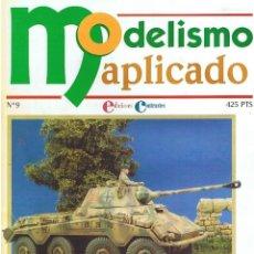 Hobbys: MODELISMO APLICADO Nº 9. Lote 95652539