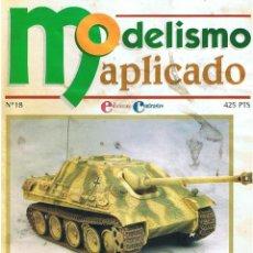 Hobbys: MODELISMO APLICADO Nº 18. Lote 95652699