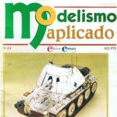 Hobbys: MODELISMO APLICADO Nº 24. Lote 95652747