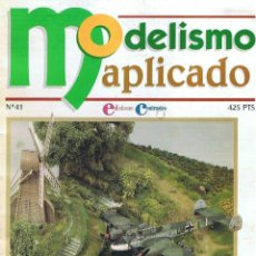 Hobbys: MODELISMO APLICADO Nº 41. Lote 95653559