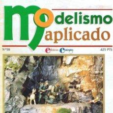 Hobbys: MODELISMO APLICADO Nº 58. Lote 95653631