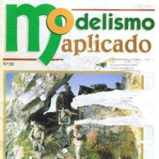 Hobbys: MODELISMO APLICADO Nº 59. Lote 95653707