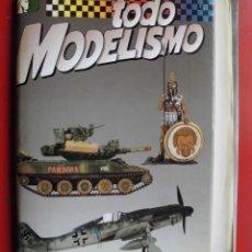 Hobbys: TODOMODELISMO NÚMEROS CUBIERTAS DEL VOLÍMEN 3. Lote 95798383