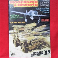 Hobbys: MODELISMO & HISTORIA Nº5. Lote 95860831