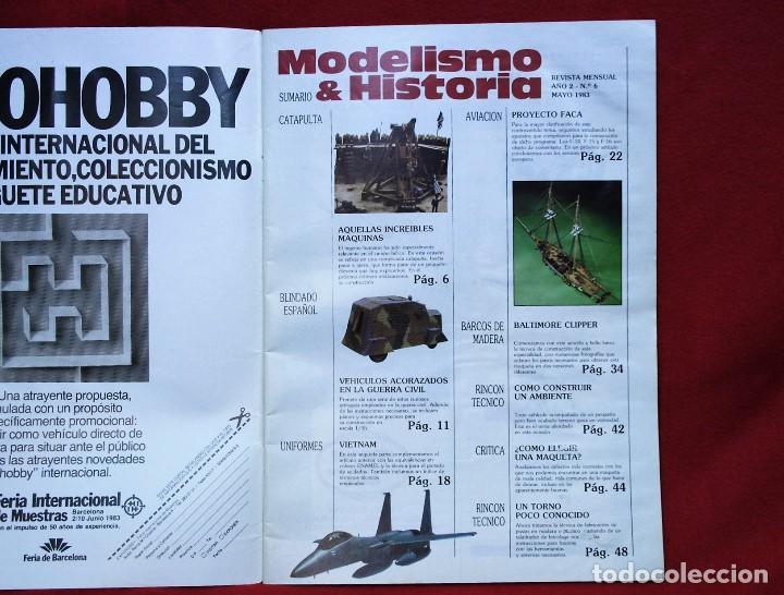 Hobbys: MODELISMO & HISTORIA Nº6 - Foto 2 - 95860879