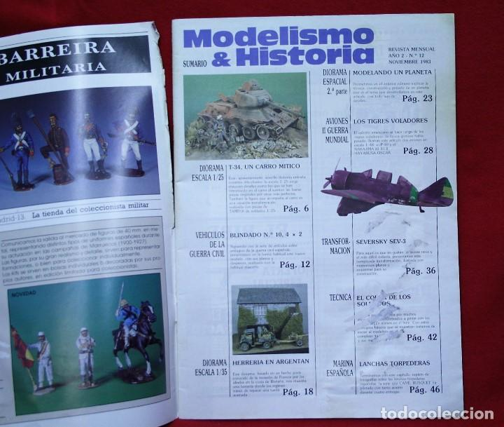 Hobbys: MODELISMO & HISTORIA Nº12 - Foto 2 - 95861559