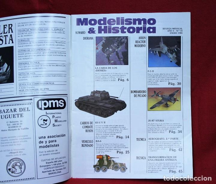 Hobbys: MODELISMO & HISTORIA Nº14 - Foto 2 - 95861879