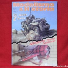 Hobbys: MODELISMO & HISTORIA Nº15. Lote 95861955