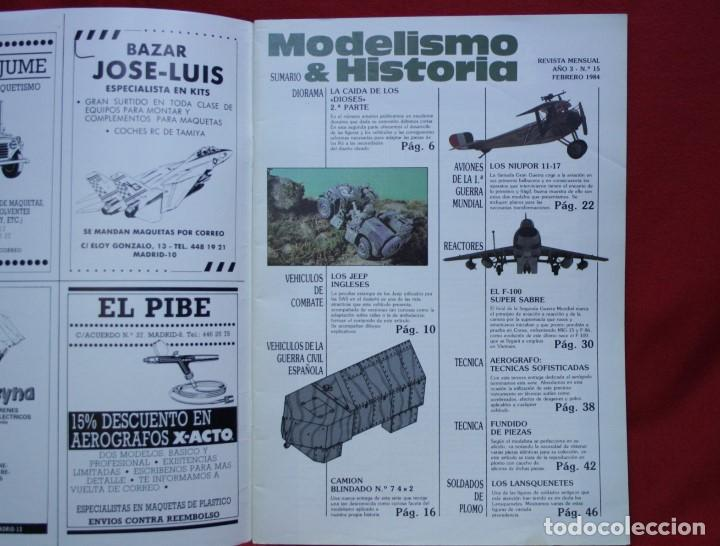 Hobbys: MODELISMO & HISTORIA Nº15 - Foto 2 - 95861955