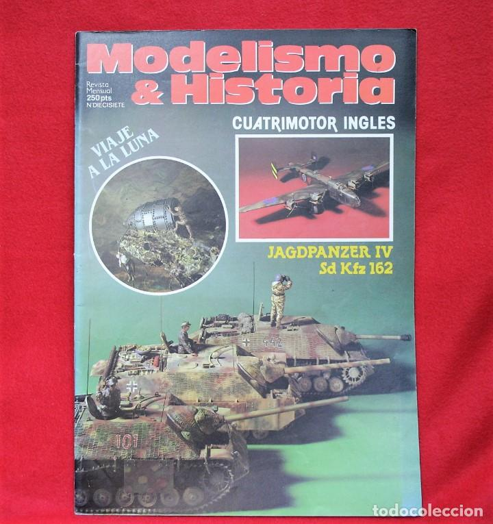 MODELISMO & HISTORIA Nº17 (Juguetes - Modelismo y Radiocontrol - Revistas)