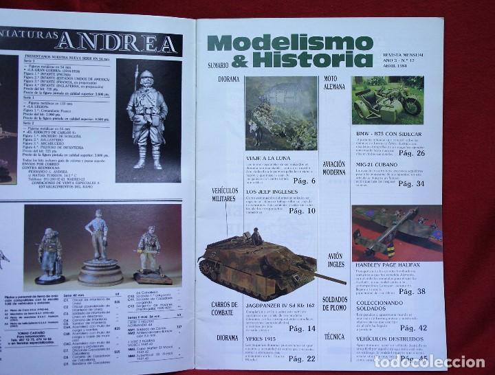 Hobbys: MODELISMO & HISTORIA Nº17 - Foto 2 - 95862075