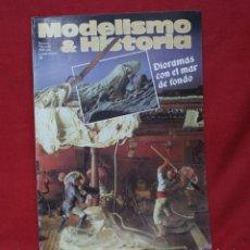 Hobbys: MODELISMO & HISTORIA Nº 18. Lote 95862123