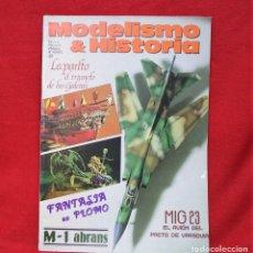 Hobbys: MODELISMO & HISTORIA Nº 20. Lote 95862347