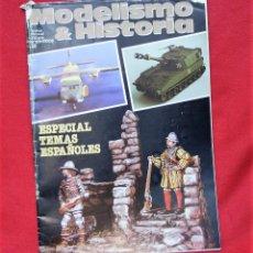 Hobbys: MODELISMO & HISTORIA Nº22. Lote 96389175