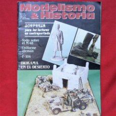 Hobbys: MODELISMO & HISTORIA Nº 23. Lote 96389203