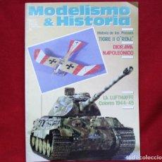 Hobbys: MODELISMO & HISTORIA Nº25. Lote 96389303