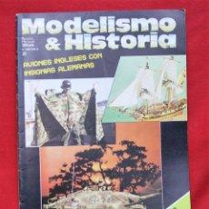 Hobbys: MODELISMO & HISTORIA Nº27. Lote 96389411