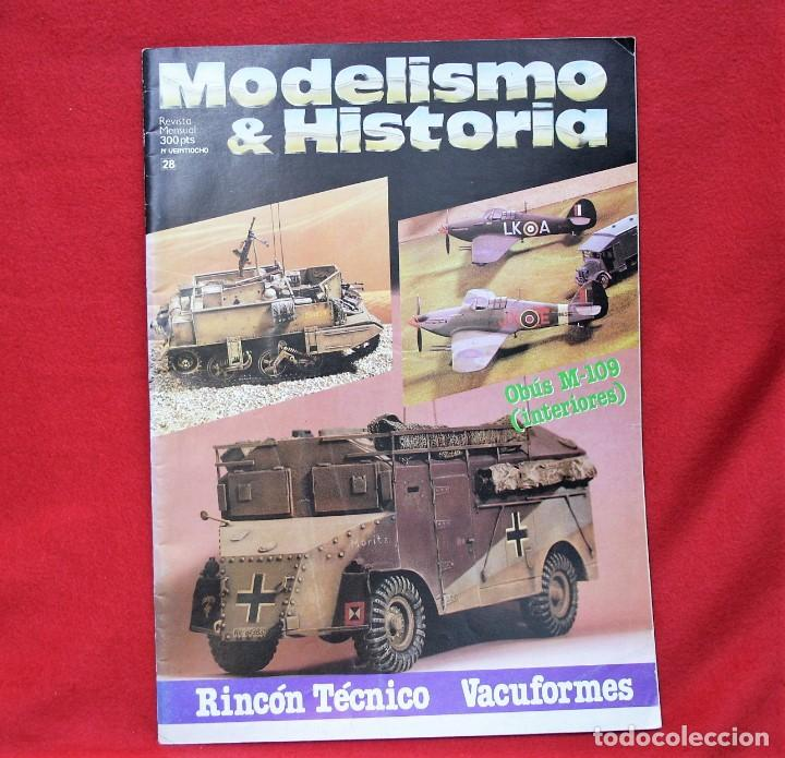 MODELISMO & HISTORIA Nº 28 (Juguetes - Modelismo y Radiocontrol - Revistas)