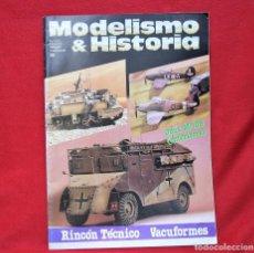 Hobbys: MODELISMO & HISTORIA Nº 28. Lote 96389467