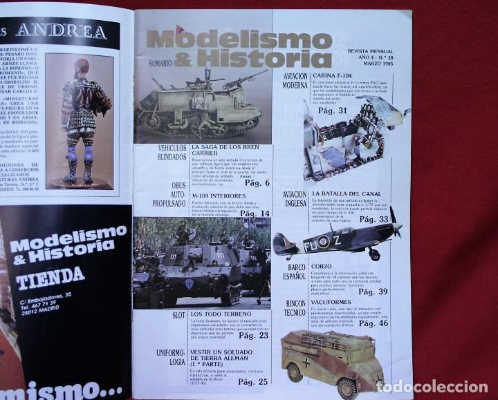 Hobbys: MODELISMO & HISTORIA Nº 28 - Foto 2 - 96389467