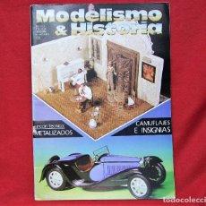 Hobbys: MODELISMO & HISTORIA Nº 29. Lote 96389515