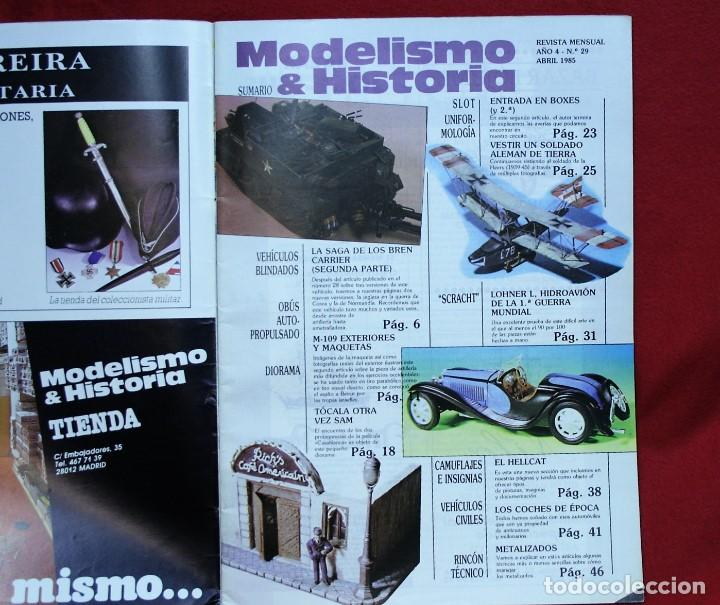 Hobbys: MODELISMO & HISTORIA Nº 29 - Foto 2 - 96389515