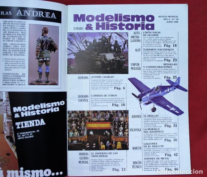 Hobbys: MODELISMO & HISTORIA Nº 30 - Foto 2 - 96389563