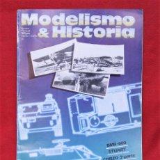 Hobbys: MODELISMO & HISTORIA Nº 34. Lote 96389787
