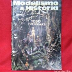 Hobbys: MODELISMO & HISTORIA ESPECIAL DIORAMAS Nº 35 Y 36. Lote 96389931