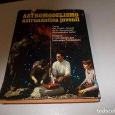 Hobbys: ASTROMODELISMO ASTRONÁUTICA JUVENIL, GRUPO A.A. ASTER, SEBASTIAN FONTRODONA BOADA, 1.972. Lote 203798013