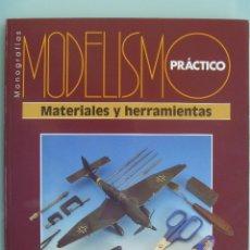 Hobbys: MONOGRAFIAS DE MODELISMO PRACTICO : MATERIALES Y HERRAMIENTAS. Lote 97890799