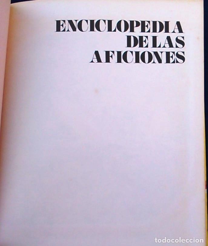 Hobbys: Iniciación al aeromodelismo, Enciclopedia de las aficiones,12. J. Toledo del Valle.Ediciones Altea. - Foto 2 - 100455347