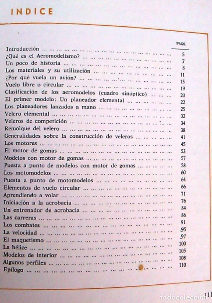 Hobbys: Iniciación al aeromodelismo, Enciclopedia de las aficiones,12. J. Toledo del Valle.Ediciones Altea. - Foto 3 - 100455347