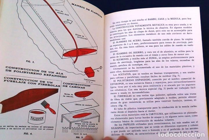 Hobbys: Iniciación al aeromodelismo, Enciclopedia de las aficiones,12. J. Toledo del Valle.Ediciones Altea. - Foto 7 - 100455347