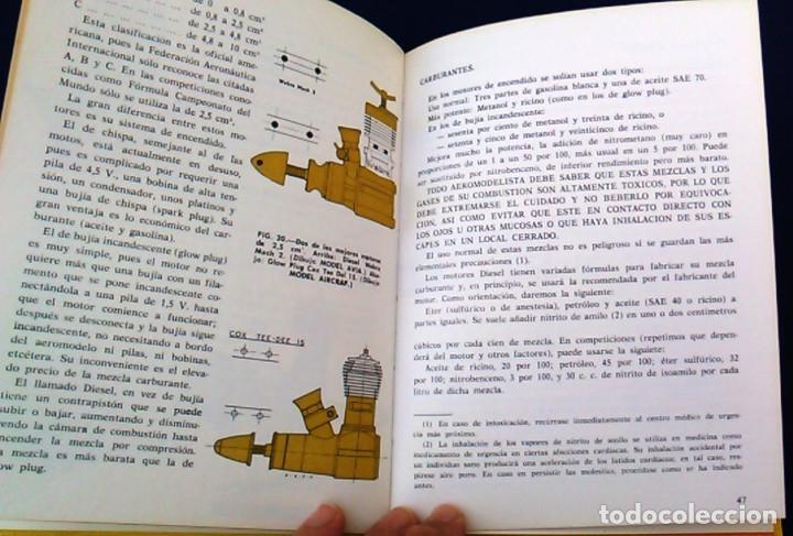 Hobbys: Iniciación al aeromodelismo, Enciclopedia de las aficiones,12. J. Toledo del Valle.Ediciones Altea. - Foto 10 - 100455347