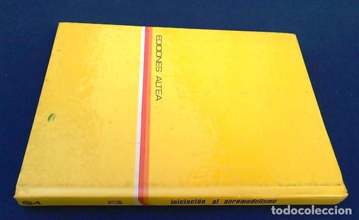 Hobbys: Iniciación al aeromodelismo, Enciclopedia de las aficiones,12. J. Toledo del Valle.Ediciones Altea. - Foto 11 - 100455347
