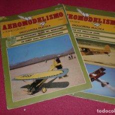 Hobbys: AEROMODELISMO Y RADIO CONTROL - FASCÍCULOS 1 Y 2 - ENCICLOPEDIA PRÁCTICA. Lote 100709171