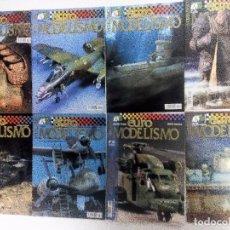 Hobbys: EURO MODELISMO LOTE DE 8 REVISTAS ENTRE Nº 114 Y 176 (2002-2003) BUEN ESTADO. Lote 102357451
