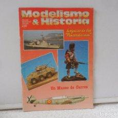 Hobbys: MODELISMO & HISTORIA Nº 44. Lote 102379579