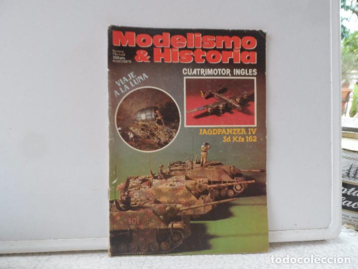 MODELISMO & HISTORIA Nº 17 (Juguetes - Modelismo y Radiocontrol - Revistas)