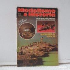 Hobbys: MODELISMO & HISTORIA Nº 17. Lote 102379867