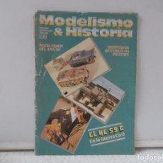 Hobbys: MODELISMO & HISTORIA Nº 39. Lote 102379979